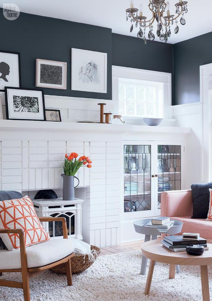 eclectic cohesive decor
